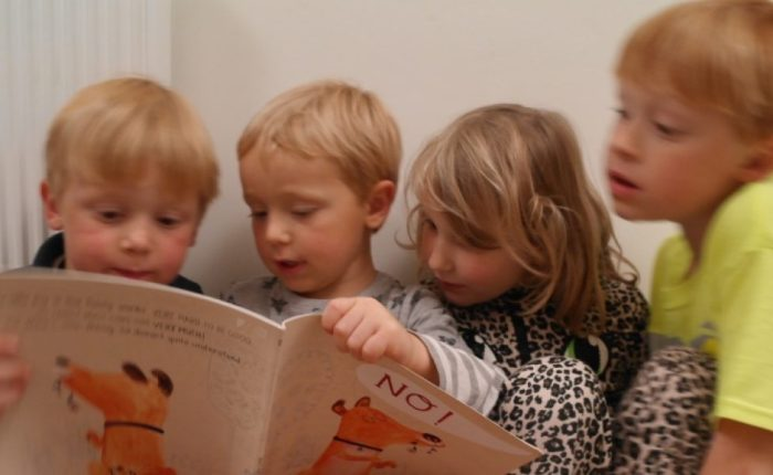 Listen to Story House here…   and find out why these kids just LOVED this book.